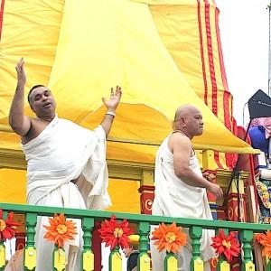 St Kilda Festival Sunday 2015 – Hare Krishna