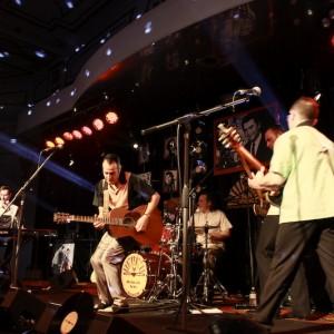 Sun Rising Rock n Roll Tribute Band