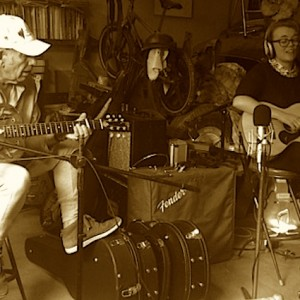 Delta blues at Hailstone Studio