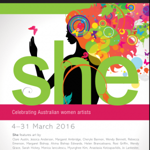 she – celebrating women's art