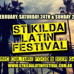 St Kilda Latin Festival